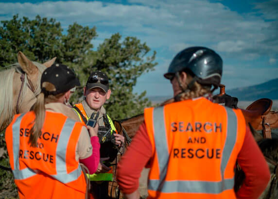 search and rescue non profit