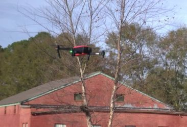 Bay Minette Fire Department drone donation