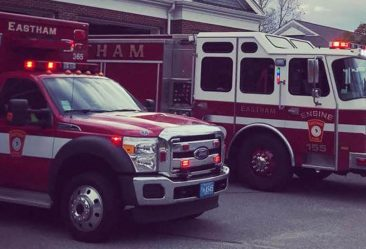 eastham fire department drone donation