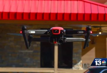 homewood fire department drone donation