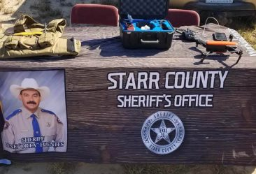 starr county texas drone donation